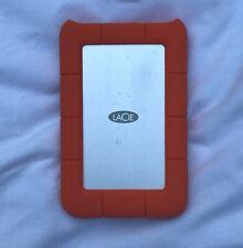 LaCie Rugged Thunderbolt 3(USB-C) 5TB External Hard Drive