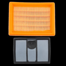 Air Filter Combo For Stihl Ts700 Ts800 Replace 4224 141 0300 & 4224 140 1801