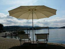 Maffei ombrellone rotondo Fibrasol Art.175 ecru poliestere d.300cm