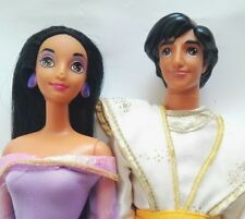 Barbie Disney lotto lot konvolut Jasmine Aladdin Mattel vintage TLC outfit RARE