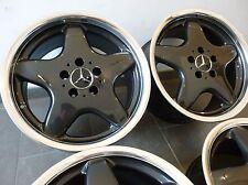 """4 originale AMG Felgen 17"""" Styling I Mercedes W203 W202 W209 R170 R171 W208 W124"""
