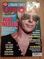 UNCUT MAGAZINE # 139 DECEMBER 2008 PAUL WELLER ELBOW NEW ORDER FLEETWOOD MAC
