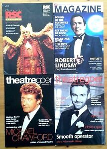Individual theatre related magazine issues RSC, Plays and Players, Amateur Stage