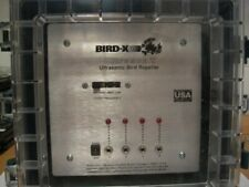 BIRD-X ULTRASON X PRO 2-SPEAKER ULTRASONIC BIRD REPELLER SYSTEM-HALF PRICE!!!