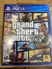 Grand Theft Auto V Playstation 4 Version.