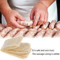 50mm Edible Sausage Casings Packaging Pork Intestine for Sausage Tube Cas Px