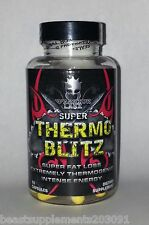 WARRIOR LABZ - THERMO BLITZ + FAST FREE SHIPPING - WEIGHT LOSS - LABS
