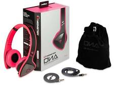 Monster DNA Headband Headphones - Laser Pink - RRP £169.95 - Bluetooth