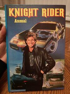 Knight Rider Annual 1982, Collectors /Vintage book