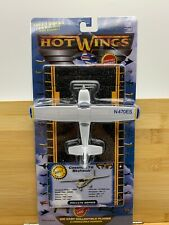 Hot Wings Cessna 172 Jet with Connectible Runway- New-(j)