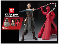 S.H.Figuarts Rey & Elite Pretorian Guard (Whip Staff) with BB-4 Bandai
