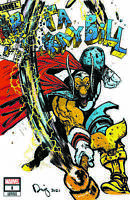 Beta Ray Bill #1 Exclusive Daniel Warren Johnson Thor 337 Homage Color Variant