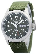 Reloj de hombre Seiko 5 Military Automatic Sports SNZG09 SNZG09K1 SNZG09K