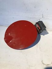 Fiat 500 2010 Rosso Red Fuel Flap Cover Cap