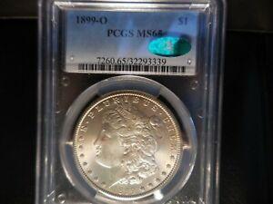 1899-O PCGS MS65 Morgan Dollar  *CAC CERTIFIED*