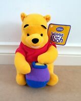 Disney Winnie The Pooh – Pooh 18cm Plush Soft Toy New With Tags
