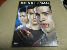 "COFFRET 4 DVD ""BEING HUMAN - SAISON 1"""