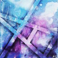 """Water"" Œuvre originale de Audrey Granjeaud."