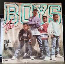 """The Boys - Dial My Heart - 1988 12"""" picture sleeve single 45rpm"""