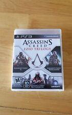 Assassin's Creed: Ezio Trilogy (Sony PlayStation 3, 2012)