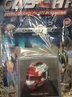 CHARLES LECLERC 2019 BELL HELMET  CASCHI FORMULA 1 COLLECTION #38 1:5 MIB SPARK