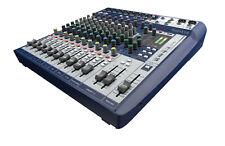 Soundcraft Signature 12  mixer with Lexicon FX USB interface