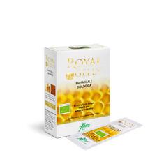 Aboca Royal Gelly Bio Buccale Comprimé Gelée Royale Biologique 16x2gr