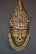 Contemporary Benin, Nigerian Mask (#454)