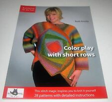 Schoppel COLOR PLAY Knitting Yarn Pattern Book with 28 patterns for the FAMILY