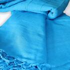 COUVRE-LIT COUVERTURE Nepal Manchon de chaise d Coton Inde Uni UNITAIRE