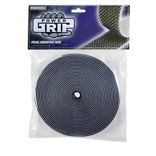 Power-All Power-Grip Pedal Mounting Tape (10-Meter) Dual Lock/Velcro Alternative