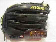 NEW Wilson A1000 A1002 KP92 12.5 Inch Baseball Glove  LHT