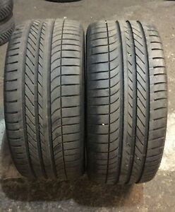 X2 Matching Pair Of 245/35/19 Goodyear Eagle F1 Asymmetric 93Y Tyres