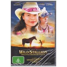 DVD WILD STALLION THE Robert Wagner 2009 FAMILY ADVENTURE HORSE RATED G R4 [BNS]