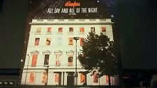THE STRANGLERS ALL DAY AND ALL OF THE NIGHT 12 INCH FREE POSTAGE