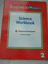 Houghton Mifflin Discovery Works Grade 2 Science Workbook ISBN# 0618028412