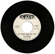 """RICKY ALLEN  """"I AIN'T NEVER c/w HURT LOOK ON MY FACE""""  DEMO  R&B / NORTHERN SOUL"""