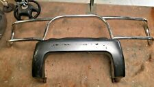 ISUZU TROOPER MK 1 CHROME BULL BAR BUMPER LWB SWB