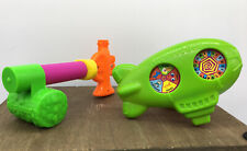 McDonald's Nickelodeon Happy Meal Toys Lot of 2 Meal Toys 1992 - Good Condition
