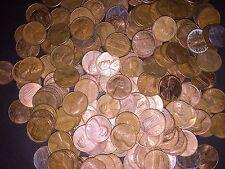 Pre-1982 Copper Lincoln Penny Rolls