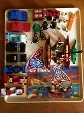 Lego 7631+6256+7248+6470+6658+6662+7246 Complet+voiture Vintage City