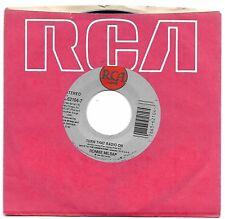 MILSAP, Ronnie  (Turn That Radio On)  RCA 62104-7