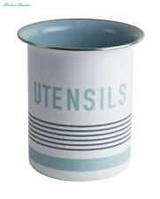 Jamie Oliver Utensil Holder - Container and Organizer for Kitchen Tools - White