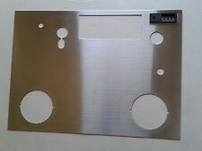 "TASCAM Series 70 8-Channel Reel-to-Reel 1/2"" Tape Recorder FRONT COVER PANEL"