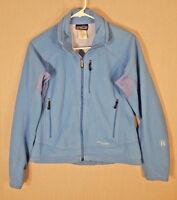 Patagonia Womens Small Blue R4 Regulator Fleece Jacket