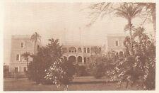 G0659 Soudan égyptien - Khartoum - Palais su Sultan - Stampa - 1926 old print
