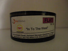 """In To The West""  35mm theater ad for TNT show 60 second commercial FLAT"