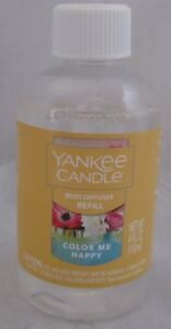 Yankee Candle 4 oz REFILL OIL Fragrance Reed DIffuser  YOU CHOOSE THE SCENT