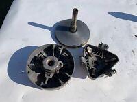 89 92 99 03 Ski Doo  617 583 TRA Primary Drive Clutch MXZ Formula Summit Mach