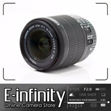 Canon EF-S 18-55mm f/3.5-5.6 IS STM Lens for EOS DSLR WHITE BOX Express